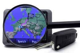 Probleme der GPS Ortung