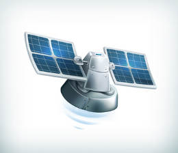 Satelliten Ortung